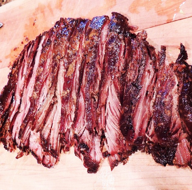 Love Affair with the Crock Pot and Brown Sugar Flank Steak | The Mrs ...
